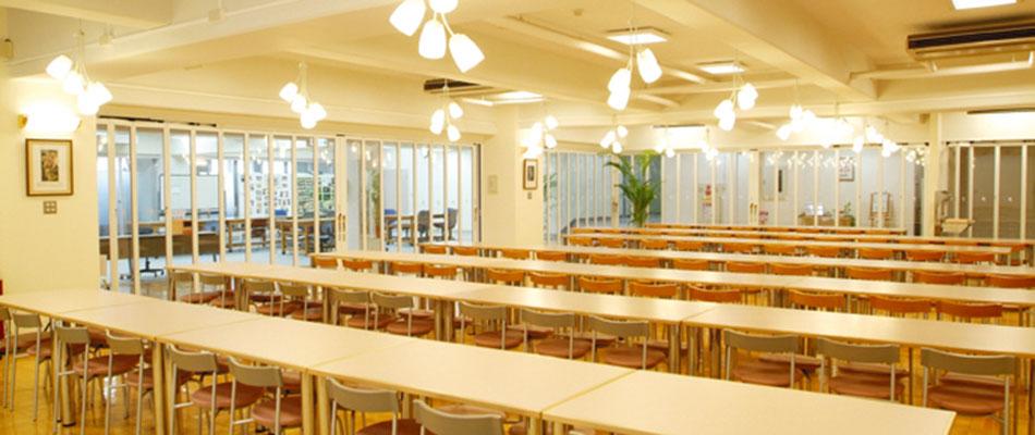 食堂「ローズカフェ」